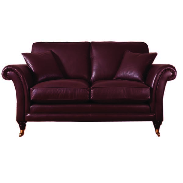 Parker Knoll Burghley Leather 2 Seater Sofa Choice Furniture