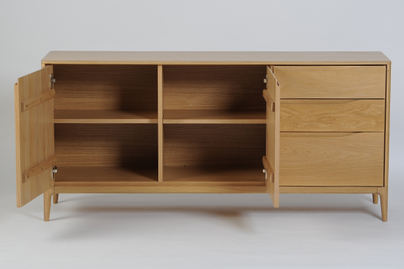 Ercol romana large sideboard choice furniture for Ercol mural cabinets and sideboards