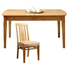 The Ludlow Table 6 Chairs Dining Set Choice Furniture