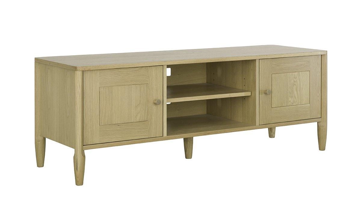 Ercol Capena Wide TV Unit Choice Furniture