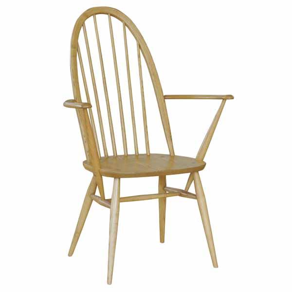 Ercol Windsor Quaker Armchair Choice Furniture