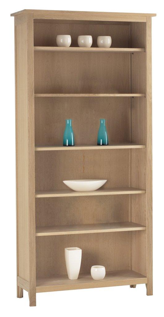 Nimbus 5 Shelf Bookcase Choice Furniture : Nimbus 1293 from www.choicefurnituredirect.co.uk size 530 x 1027 jpeg 261kB