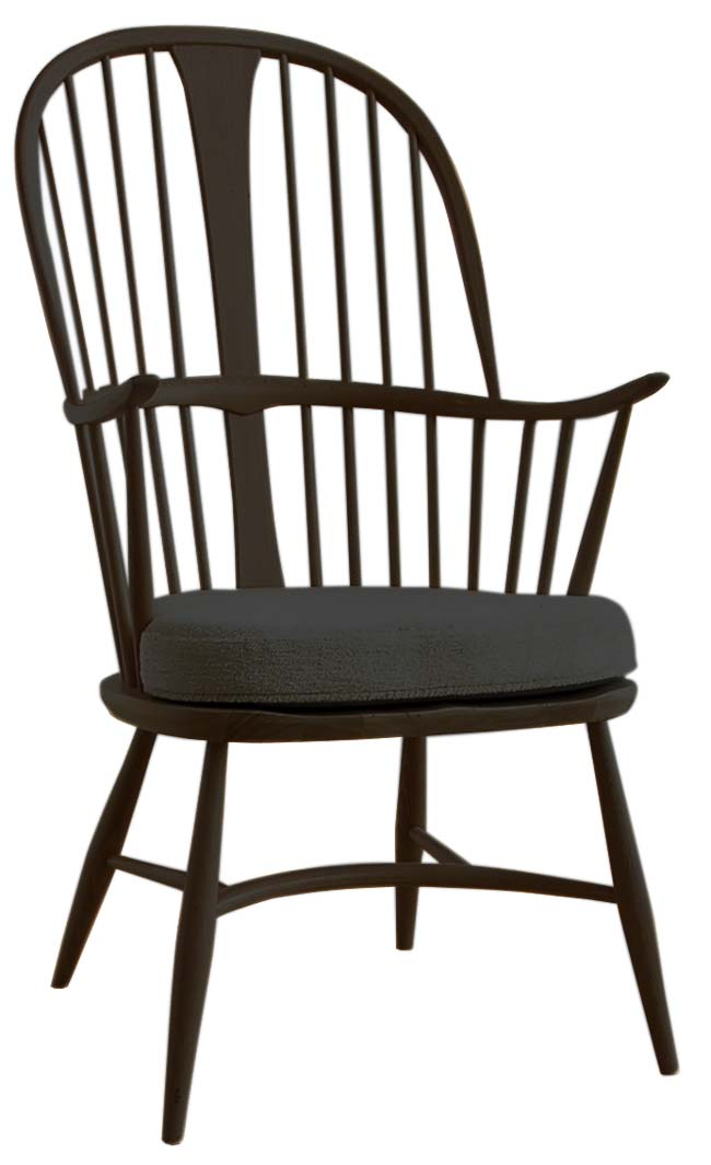 Ercol Originals Chairmakers Chair Coloured Finish Choice