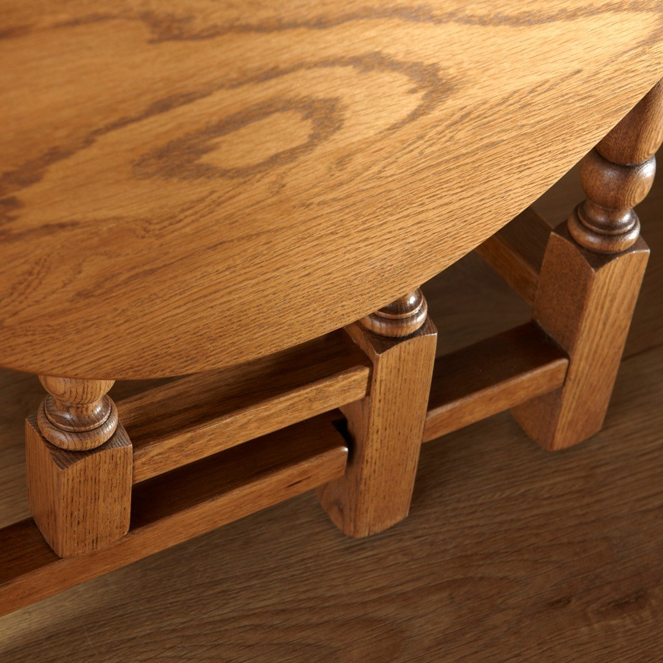 Old Charm Coffee Tables Ebay: Wood Bros. Occasional Gateleg Table