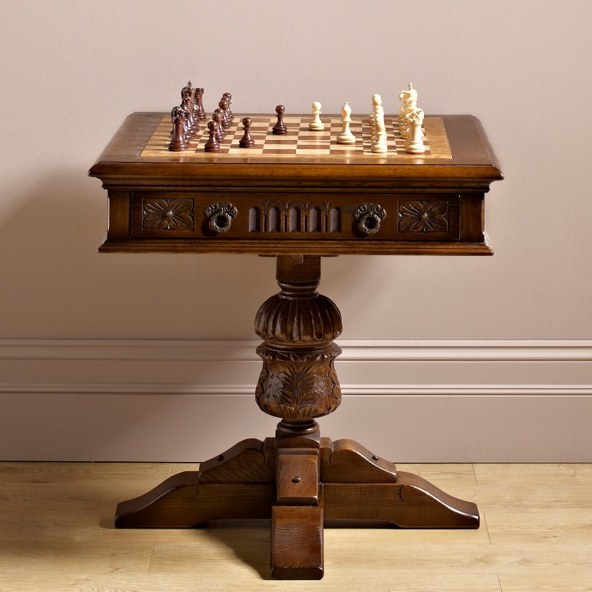 Wood Bros Games Table Choice Furniture