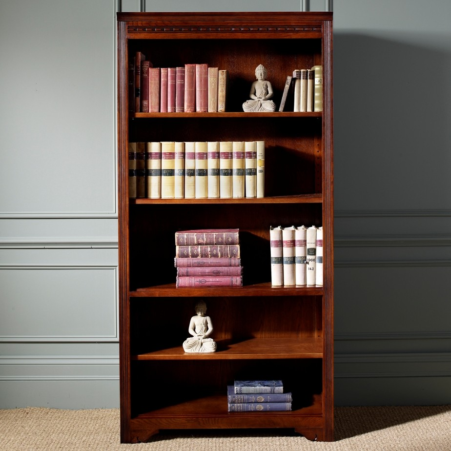 Old Charm Bookcase Choice Furniture - Old book case