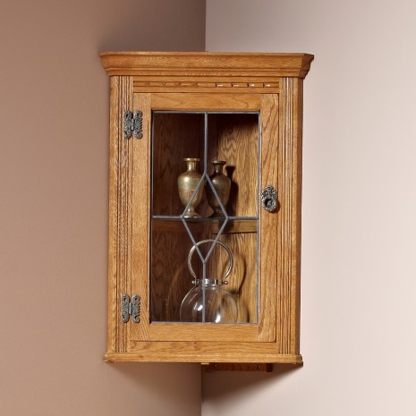 Wood Bros Hanging Corner Cabinet Choice Furniture