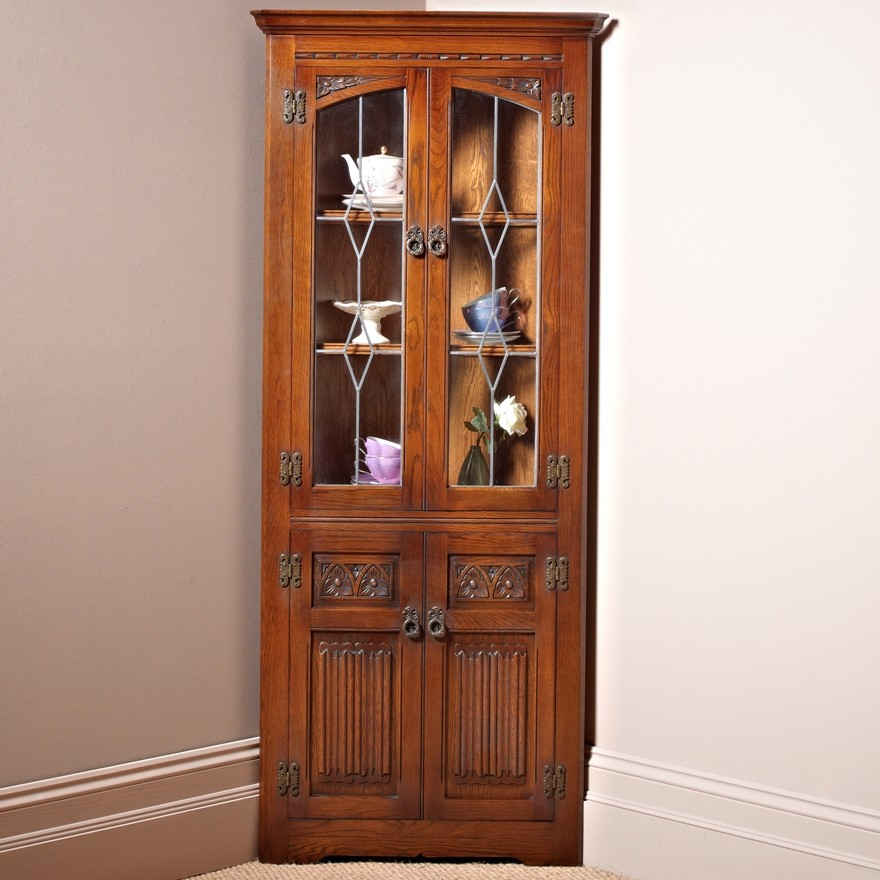 Wood Bros Corner Cabinet Choice Furniture