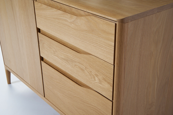 Ercol romana small sideboard choice furniture for Ercol mural cabinets and sideboards