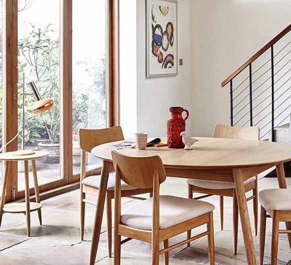 Ercol Teramo Compact Side Table Choice Furniture