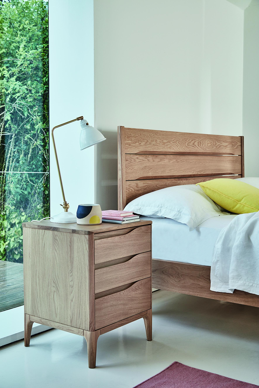 ercol rimini  drawer  wide chest choice furniture