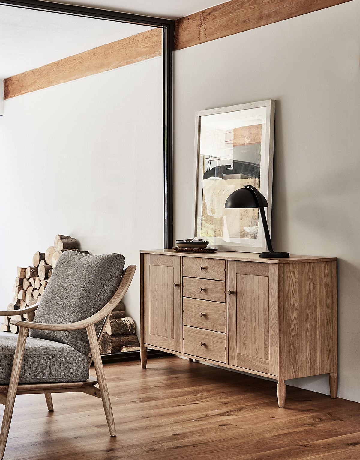 Ercol Capena Nest Of Tables Choice Furniture