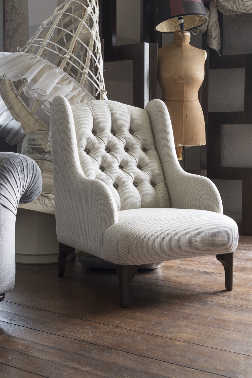 John Sankey Buckingham Chair Choice Furniture