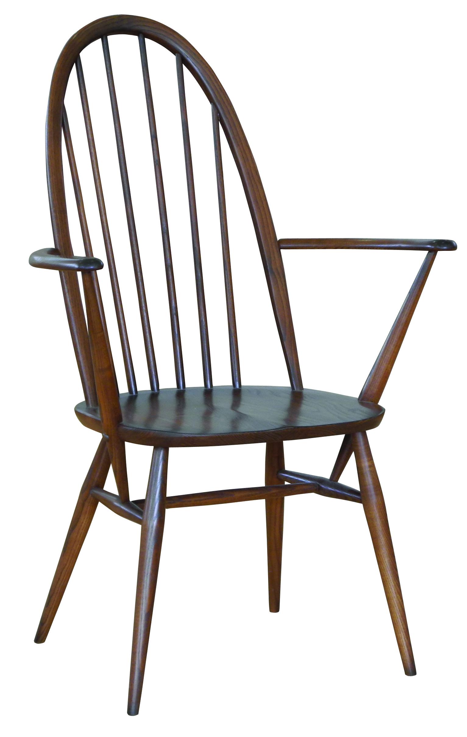 Ercol Originals Quaker Dining Armchair Coloured Finish